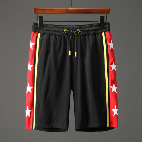 Flannel Cotton Elastic Waist Shorts for Men Beach Short Male Casual Shorts Male boardshorts High Quality Elastic Short man M-3XL