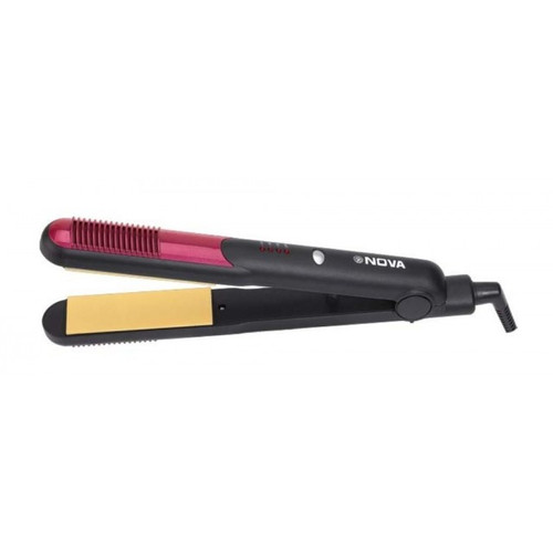 Nova Ceramic Hair Straightener NHC-473CRM (NOVA-NHC473)