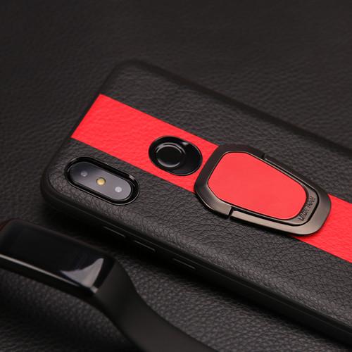 Luxury Car Phone Case For Xiaomi Mi 9 8 A1 A2 Lite 5X 6X Mix 2S Max 3 TPU Edge Rotating Bracket Ring For Redmi Note 7 5 6 Pro 6A