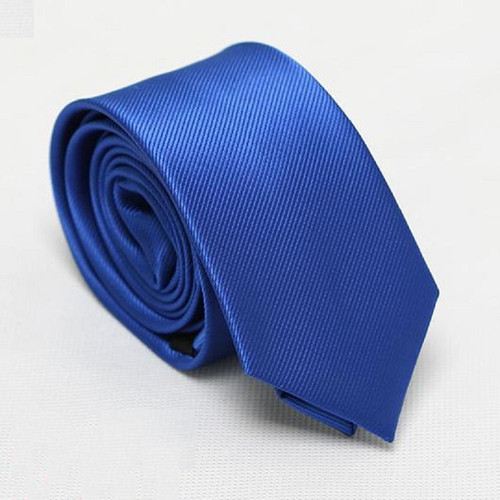 fashion solid men slim ties fashion neckties