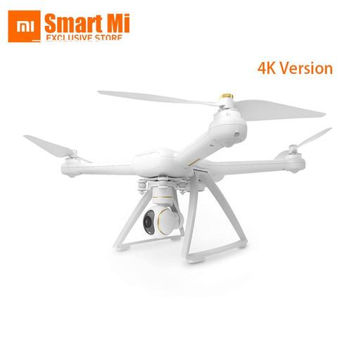 Original XIAOMI Mi Drone WIFI FPV 4K 30fps Camera 3-Axis Gimbal Drone RTF Video Recording