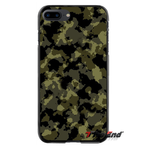 Camouflage Accessories Phone Cases Covers For Samsung Galaxy A3 A5 A7 A8 J1 J2 J3 J5 J7 Prime 2015 2016 2017
