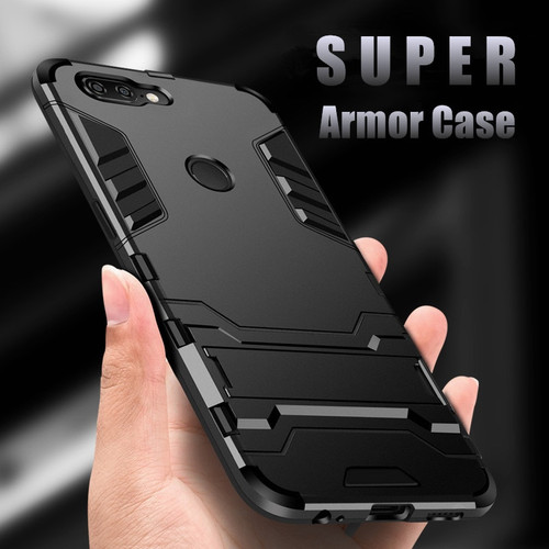 Armor Case For Oneplus 5 Luxury Shockproof Hybrid TPU Silicone Hard PC Back Cover For Oneplus 5T Oneplus 3T 6 T Case Phone Shell