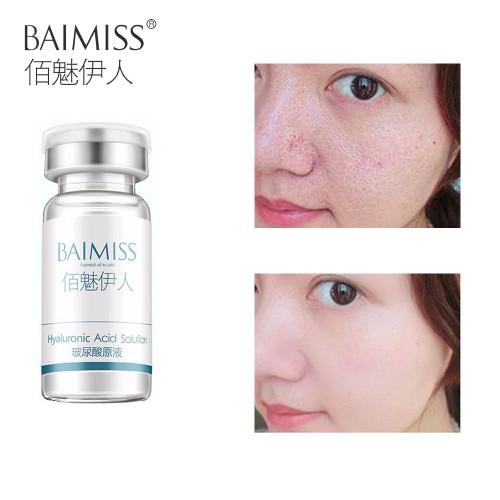 BAIMISS Hyaluronic Acid Serum Moisturizing Anti Aging Anti Wrinkle Cream Hydrating Whitening Skin Care Acne Treatment Face Care
