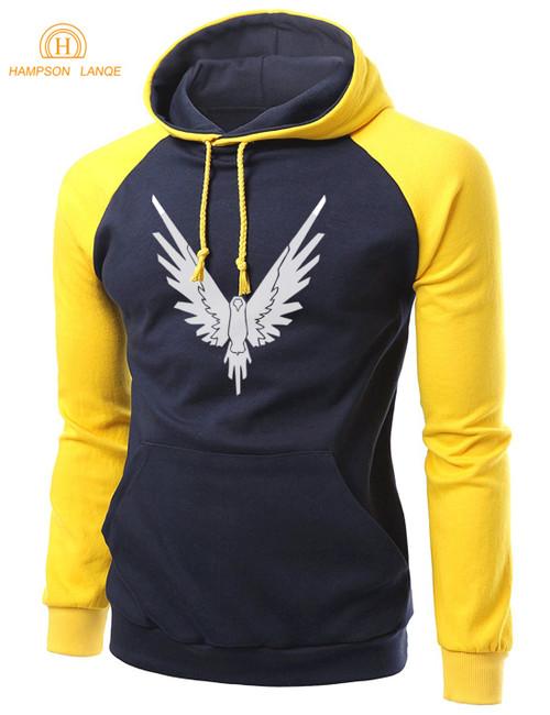 2019 Autumn Winter Sweatshirts Logan Jake Paul Team 10 Men Raglan Hoodies Animal Hipster Men's Hooded Fashion Brand Clothing