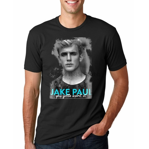 New spring  fashion unisex TEAM 10 Inspired Logan Jake Paul Logang Youtuber Men's t shirt