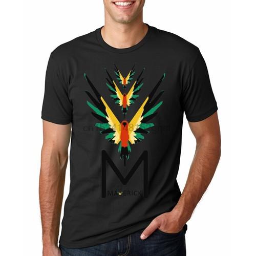 Logang Logan Jake Paul Maverick T-Shirt Men Women Casual Short Sleeve Harajuku T Shirt Streetwear JP Maverick Bird Tees