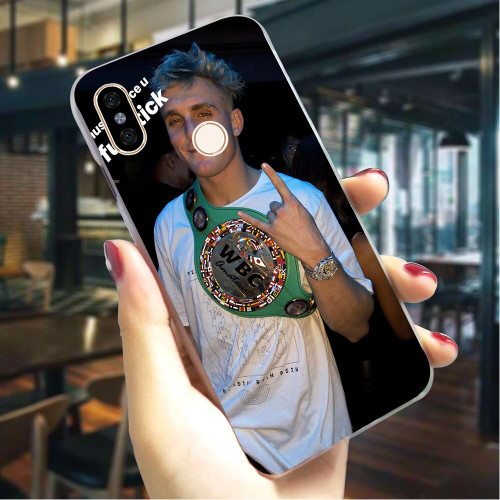 Hard Phone Case for Xiaomi Mi 8 KSI Logan Paul Deji Jake Cover for Xiaomi Mi 6 Covers A1 A2 Lite 8 F1