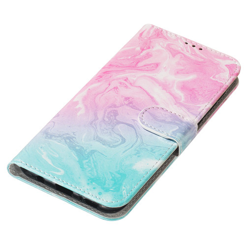 Flowers Flip Leather Case For Samsung Galaxy A50 A70 A30 Back Cover Galaxy S10 Pro Lite Silicone Wallet Cute Girly Cover Case