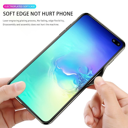 Card package mobile phone case For Samsung Galaxy S10 S9 S8 Plus S7 Edge Note 9 8 Shockproof business Leather case Back Cover