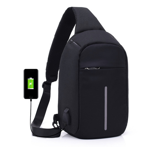 Canvas Men Backpack Anti Theft With Usb Charging Laptop Business Unisex Knapsack Shoulder Women Travel Bag  design boby bac