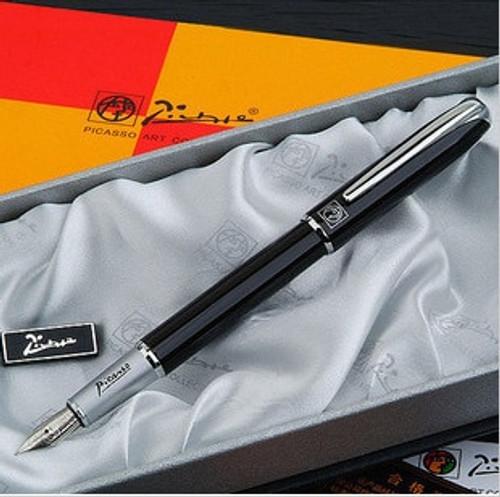 1pc Picasso pen 916 fine nib financial students practice calligraphy pen iridium fountain pen gift pen 7colors no box OWT002