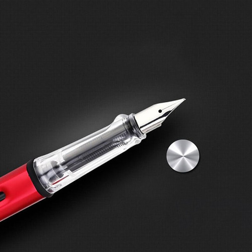 Nice Gift Fashion Business Pen Fountain Writing Exercise 0.5mm Stationery Classics Gifts Hand Toy Colorful Lamy Al-Star
