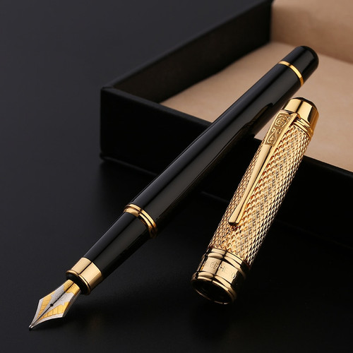 Hero Fountain Pens Original Authentic Writing Stationery Office Supplies Different Iraurita Smooth Writing Pens 1322