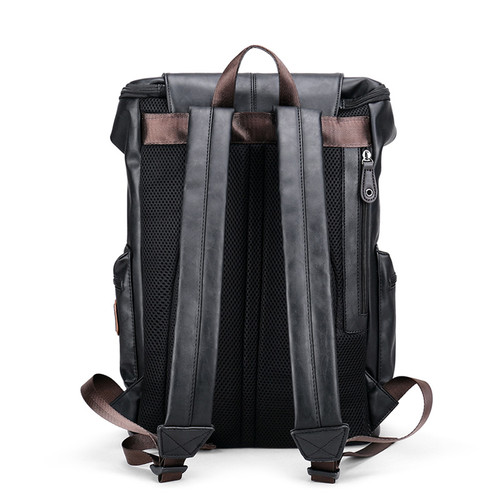 mochila notebook schoolbag mens anti theft backpack bag back pack laptop rucksack leather backpacks for school bags boys bookbag