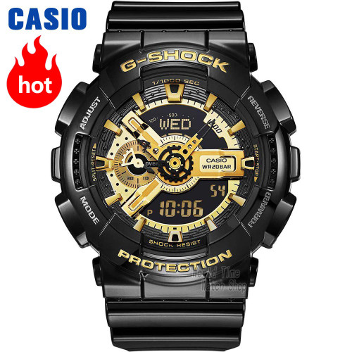 Casio Watch men G-SHOCK top luxury set Waterproof Clock Sport quartz watchs LED relogio digital Watch g shock Military men watch