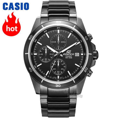 Casio Edifice watch men top luxury set Waterproof Luminous Chronograph men watch Sport military quartz Watch relogio masculino