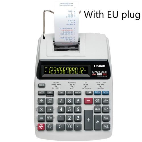 Print Calculator MP-120MG Print Adder Business Office Computer Calculator Calculadoras Calculadora