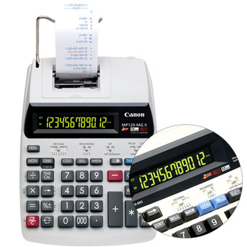 Print Calculator MP-120MG Print Adder Business Office Computer Calculator Calculadoras Calculadora