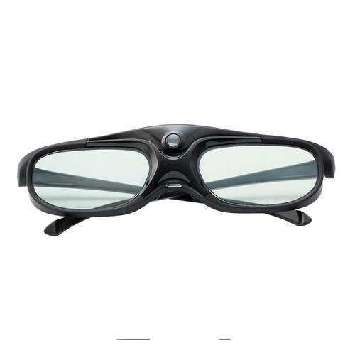 Active Shutter Rechargeable 3D Glasses Support 96HZ/120HZ/144HZ For Xgimi Z3/Z4/H1/H2 Nuts G1/P2 BenQ Acer & DLP LINK Projector