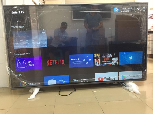 86 inch 98 100 inch large size TV Android smart LED television TV (free shipping to Guanzghou China only)