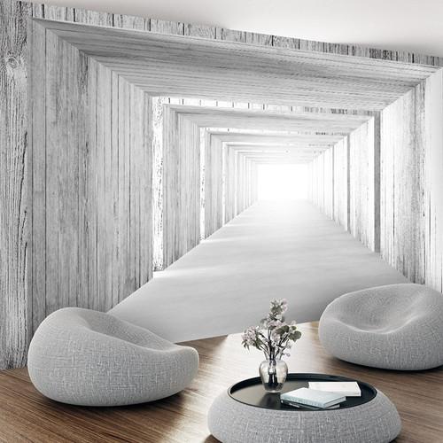 Custom 3D stereoscopic mural European space extending corridor living bedroom background 3d wallpaper for walls paper