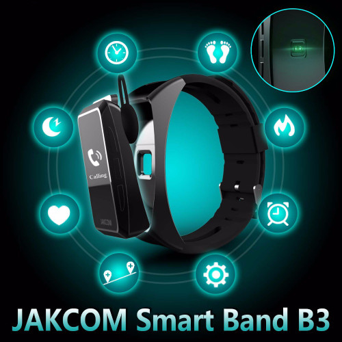 Jakcom B3 Smart Band New Product Of Wristbands As Smart Watch Bluetooth Smart Bracelet For Android/IOS Phone Pulsera Inteligente