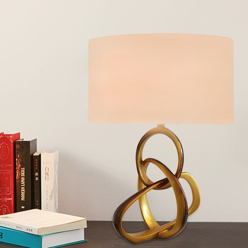 Nordic Designer Home Deco Table Lamp Creative Simple Bedroom Bedside Table Light Minimalist Living Room Decorative Led Desk Lamp