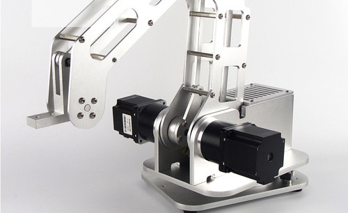 DIY robotic arm 2.5KG desktop heavy load industrial robot arm movable 580mm arm display robot arm