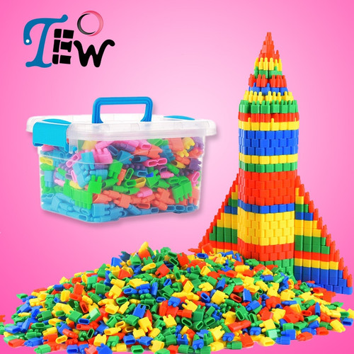 40+30+20+10pcs Fashion Plastic Bullet Building Blocks Kids Baby Educational Toys for Boys and Girls Children Christmas Gift 172