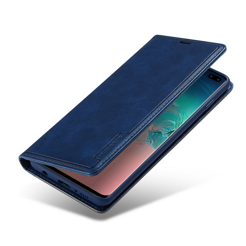 Card Holder Phone Flip Case for Samsung Galaxy S8 S9 S10E S10 Note9 10 Plus Luxury Leather Magnetic Walet Cover Colour Collision