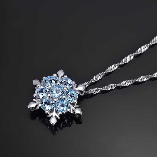 2017 Special Offer Limited Link Chain Party Pendant Necklaces Collier Sautoir Long Crystal Necklace Pendant Korea Female Snow