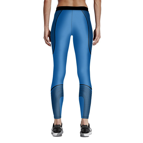 Women 2019 Imitation Distressed Denim Jeans Leggings Casual High Waist Slim Elastic Pencil Pants