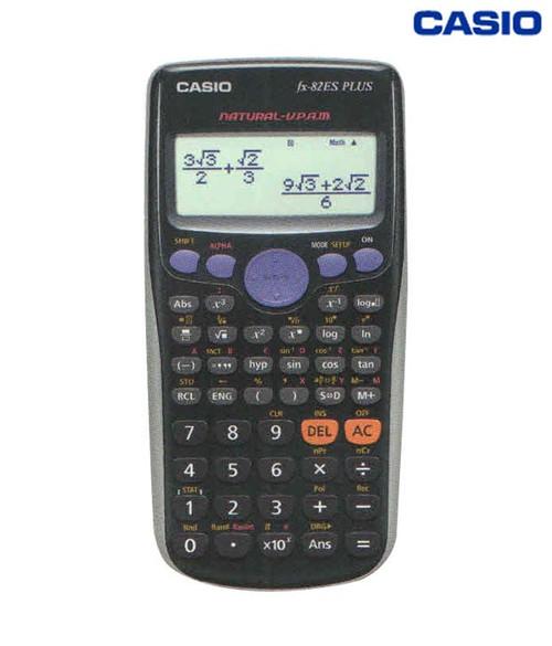 Casio Scientific Calculator fx -82ES PLUS (CASIO-FX82ES+)