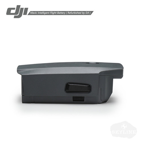 DJI Mavic Pro Intelligent Flight Battery New/ Refurbished By DJI Max 27-min Flights Time 3830mAh For Mavic Pro Drone