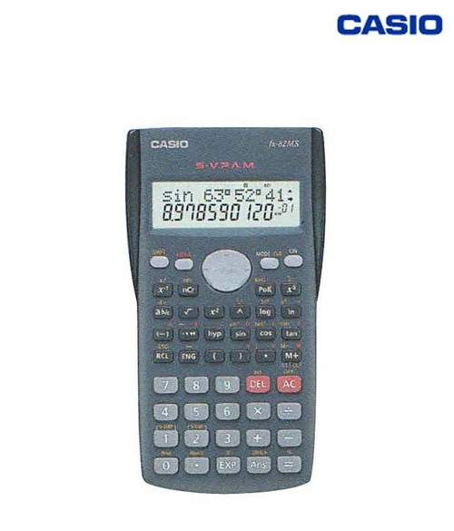 Casio Scientific Calculator fx -82MS