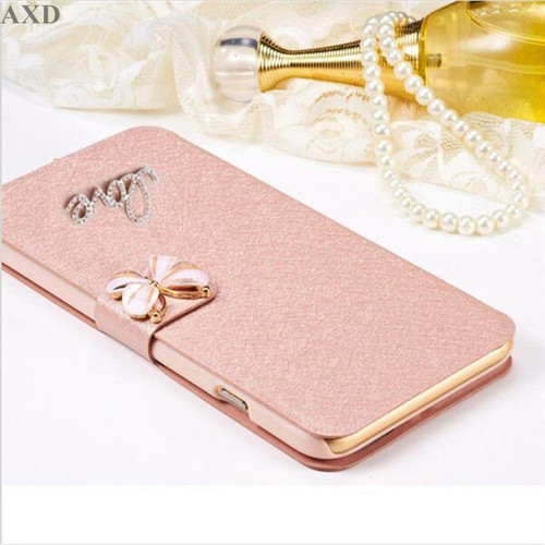 Luxury PU Leather Flip Wallet Cover For Xiaomi Redmi Note 8 7 6 5 Pro For Redmi Note 5A Prime note4 4X 3 Phone Case With Diamond
