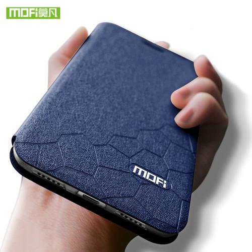 Original Mofi For xiaomi redmi note 8 pro case cover for xiaomi redmi note 8 case flip leather global note 8 pro cover silicon