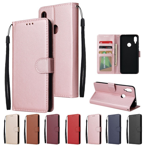Leather Case on For Coque Xiaomi Redmi Note 4 4X 5 6 7 Pro 5A Redmi 4A 4X 5 5A Plus Mi 5X A1 Cover Classic Style Phone Cases
