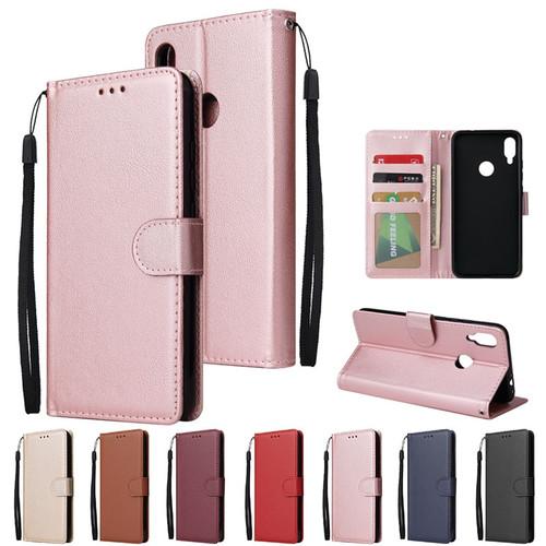 Leather Case on For Coque Xiaomi Redmi Note 4 4X 5 6 7 Pro 5A Redmi 4A 4X 5 5A Plus Mi 5X A1 Cover Classic Style Phone Cases 1