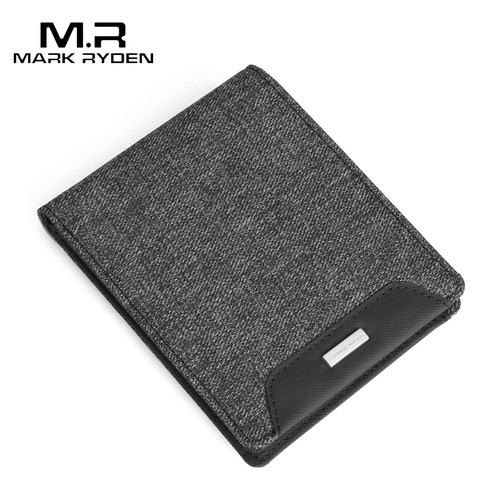 Mark Ryden 2020 New Short Wallets men Oxford Wallets Card Holders Casual Style Multi Pocket