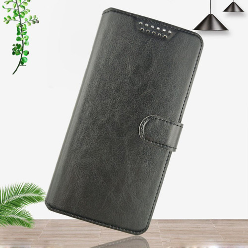 For OnePlus 5 1+5 Plain Color Cover Coque PU Leather Flip Wallet Case for Wiko Lenny 4 3 2 Phone Bag For Google Pixel 2 XL B300