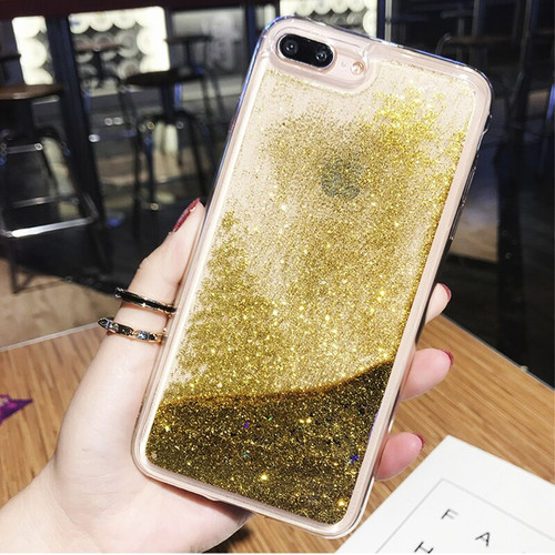 Glitter Liquid case Xiaomi Redmi 7A case For Coque Xiaomi Redmi 7 7A Note 7 Pro case Redmi Note 7 7A Cover Silicone phone cases