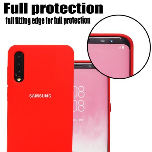 Samsung A50 Case Original Liquid Silicone Soft Protection Back Cover Samsung Galaxy A50 A30 A20 A10 A40 A60 A70 A30s Case