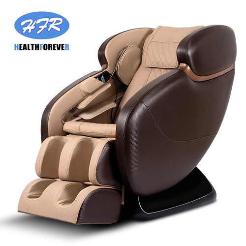 Korea India Japan latest fix SL track power supply price 3d foot shiatsu cheap electric 4d zero gravity full body massage chair