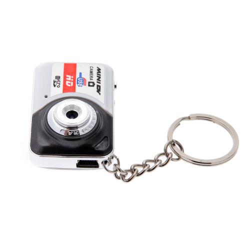 X6 Portable Ultra Mini HD High Denifition Video Camera Digital Camera Mini DV Support 32GB TF Card with Mic Mini Camcorders
