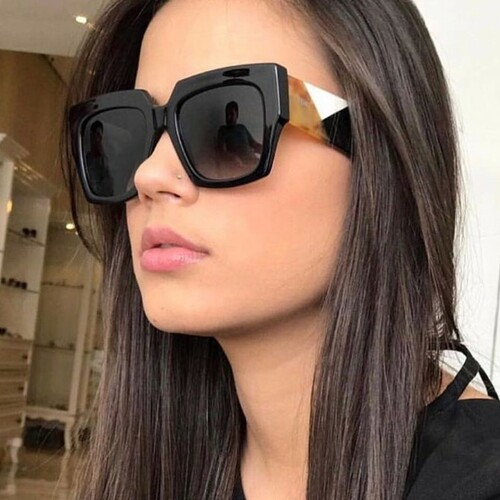 CCSPACE 46001 F Square Sunglasses Men Women Brand Glasses Designer Fashion Male Female Shades
