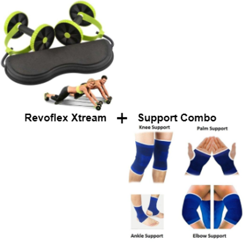 Revoflex Xtream + 4 in 1 Support combo set Combo Deal