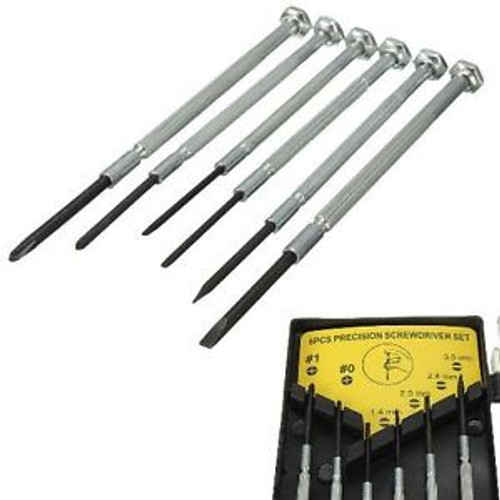 Mobile Screwdriver6pcs set