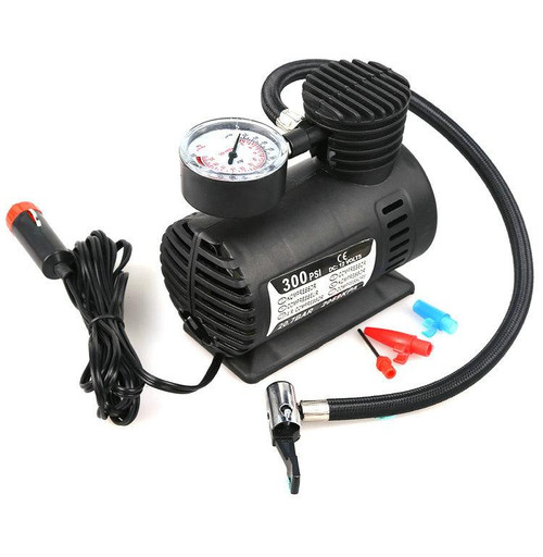 Car Vacuum + Electric Air Pump for Car